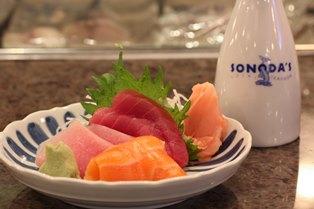 Sonoda's Sushi Specials